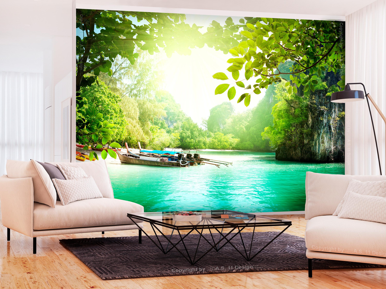 non-woven home wall decor mural art Buddha h-C-0011-a-b 3d wallpaper xxxl