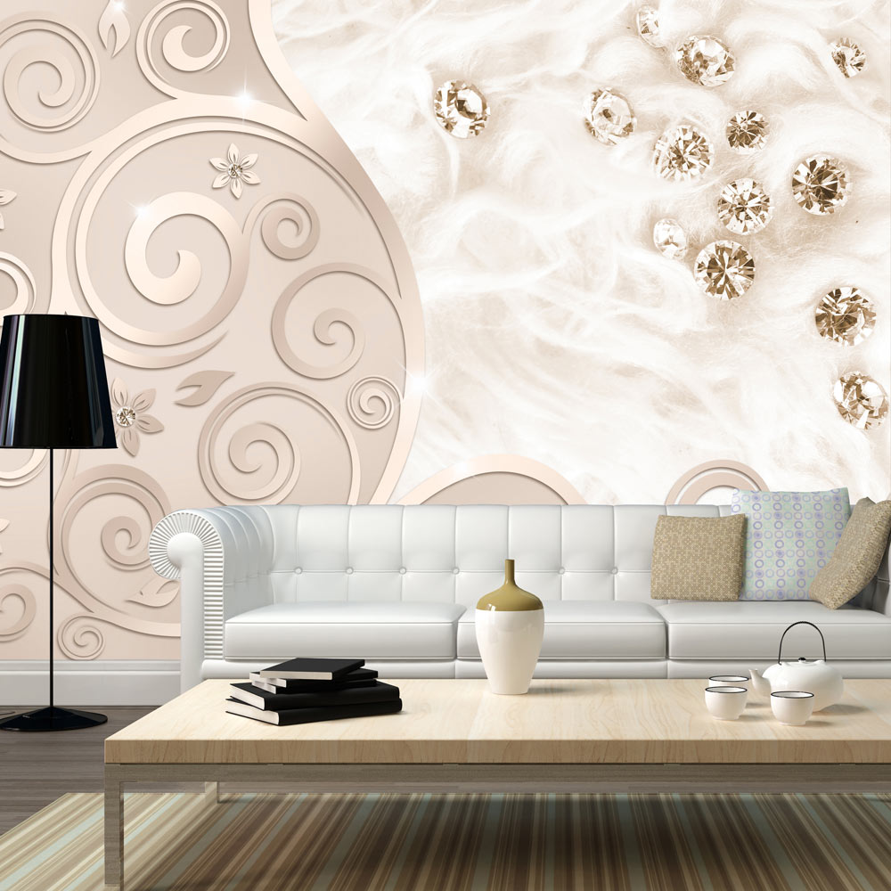 tapeten wohnzimmer gold : Tapeten Collection On Ebay