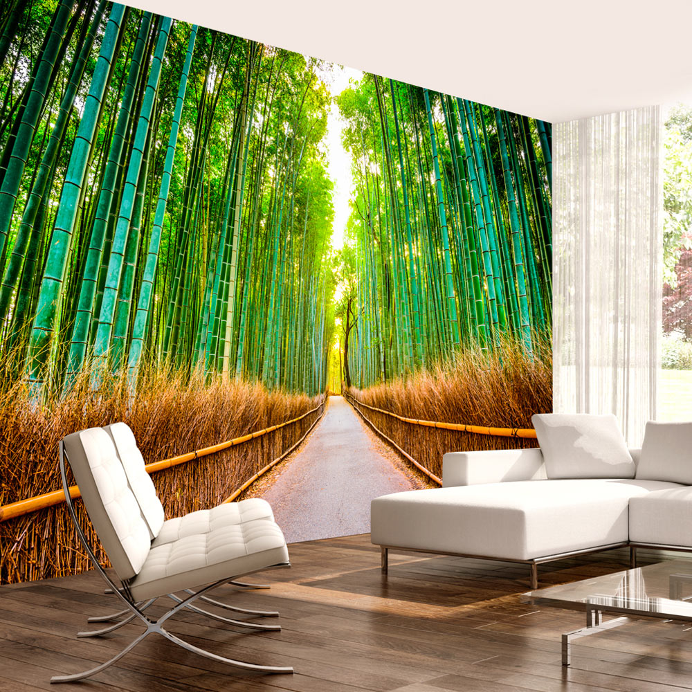 Fotomurale - Bamboo Forest 300X210 cm