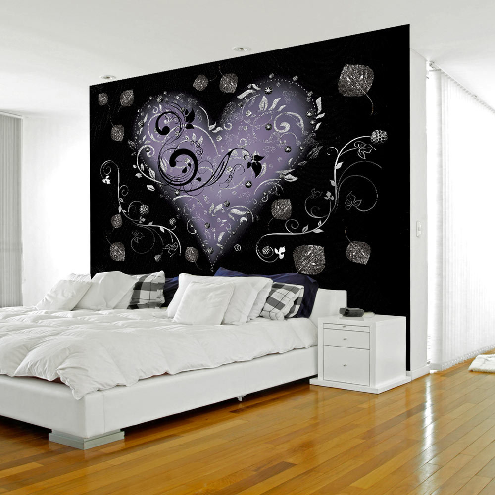 vlies fototapete 3 farben zur auswahl tapeten herz liebe love f a 0067 a b ebay. Black Bedroom Furniture Sets. Home Design Ideas