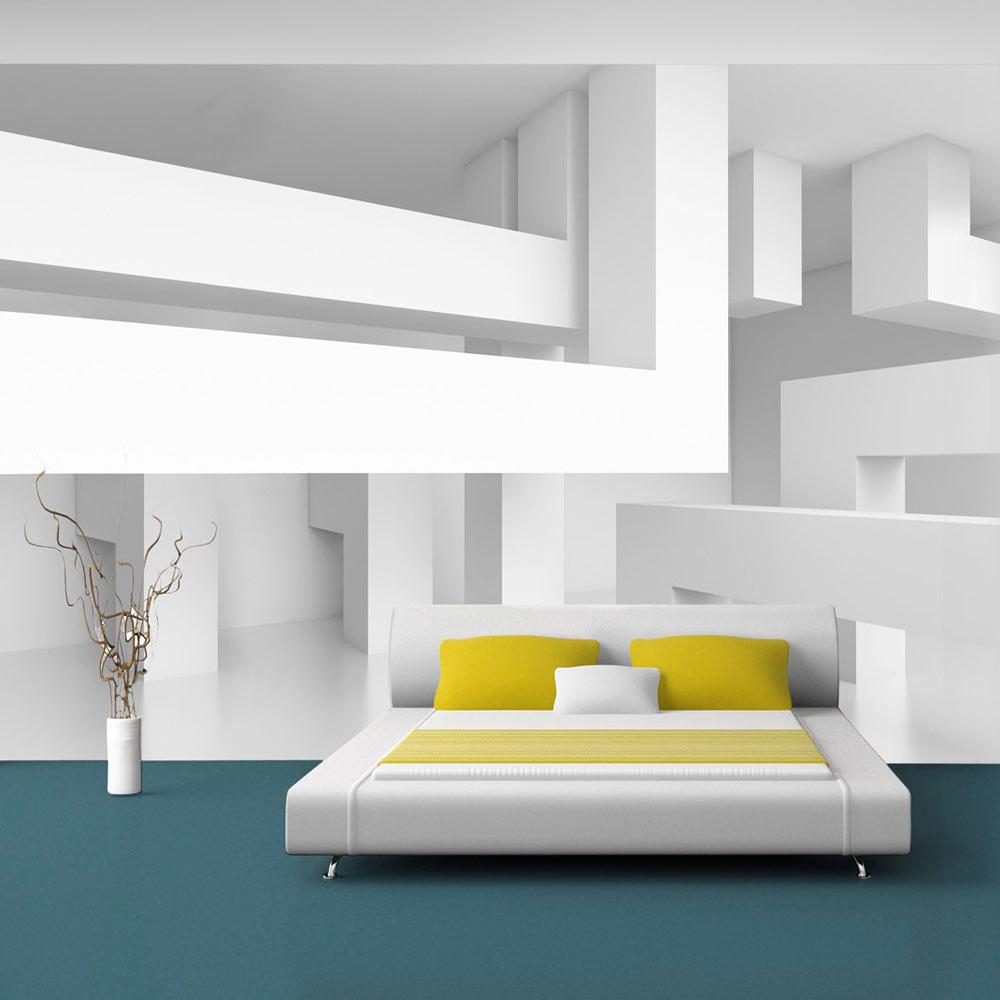 vlies fototapete 3 farben zur auswahl tapeten abstrakt. Black Bedroom Furniture Sets. Home Design Ideas