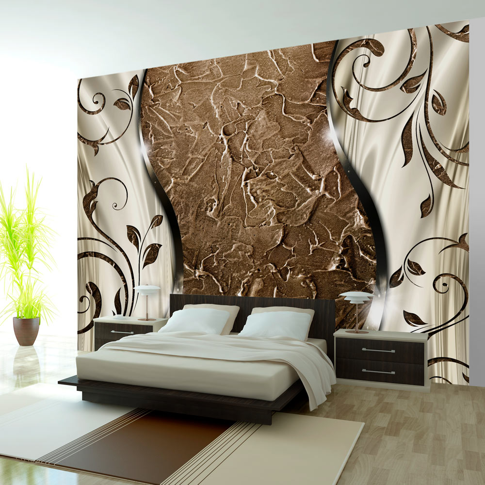 vlies fototapete 3 farben zur auswahl tapeten ornament. Black Bedroom Furniture Sets. Home Design Ideas