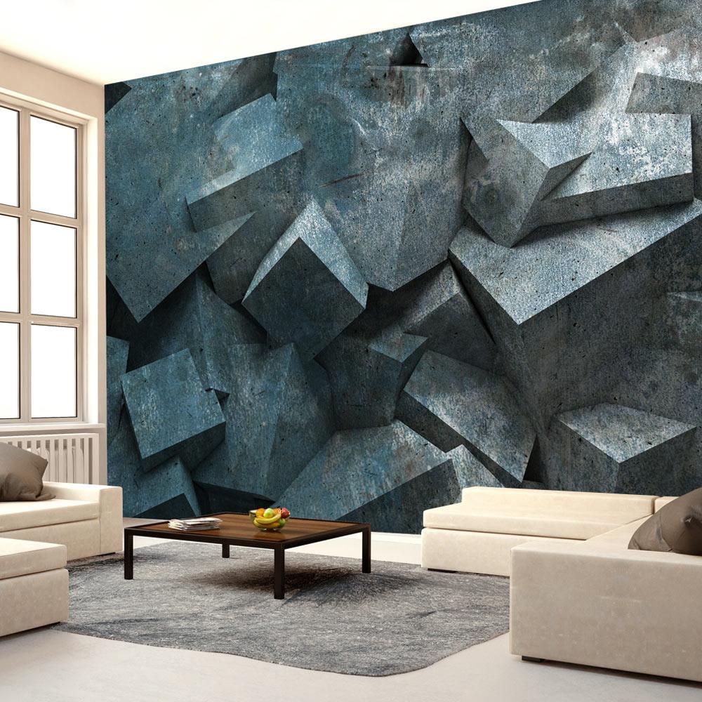 vlies fototapete 3 farben zur auswahl tapeten steine - Stein Muster Tapete