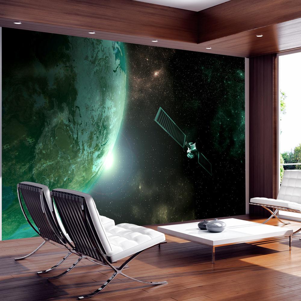 Fotomurale - Pianeta verde 300X210 cm