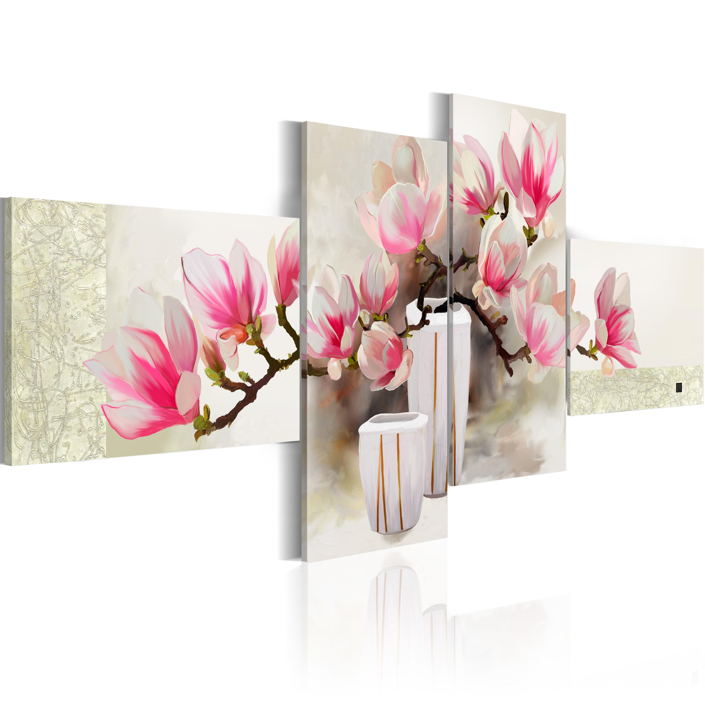 Tableau - Parfum de magnolias