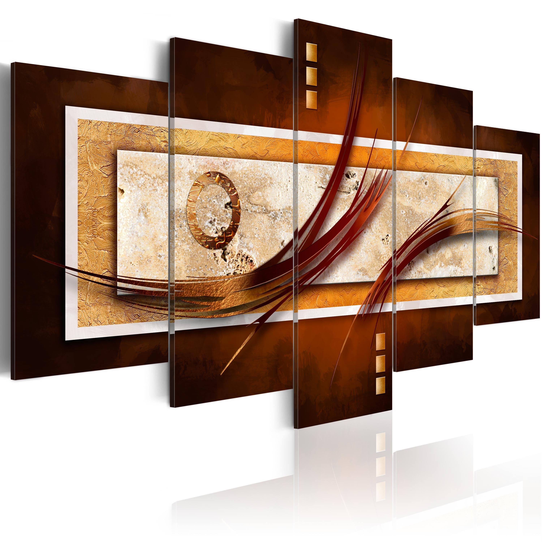 Tableau - Bronze irisé