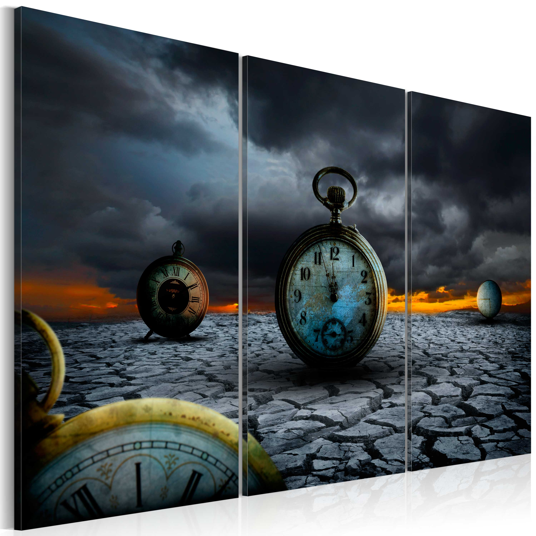 Tableau - Le temps de perdition