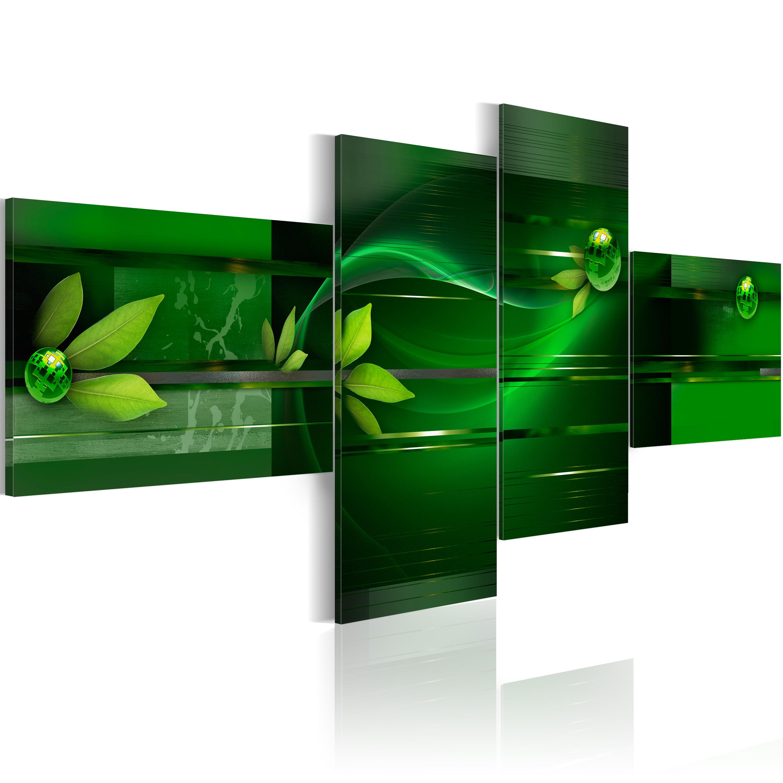 Tableau - Green race