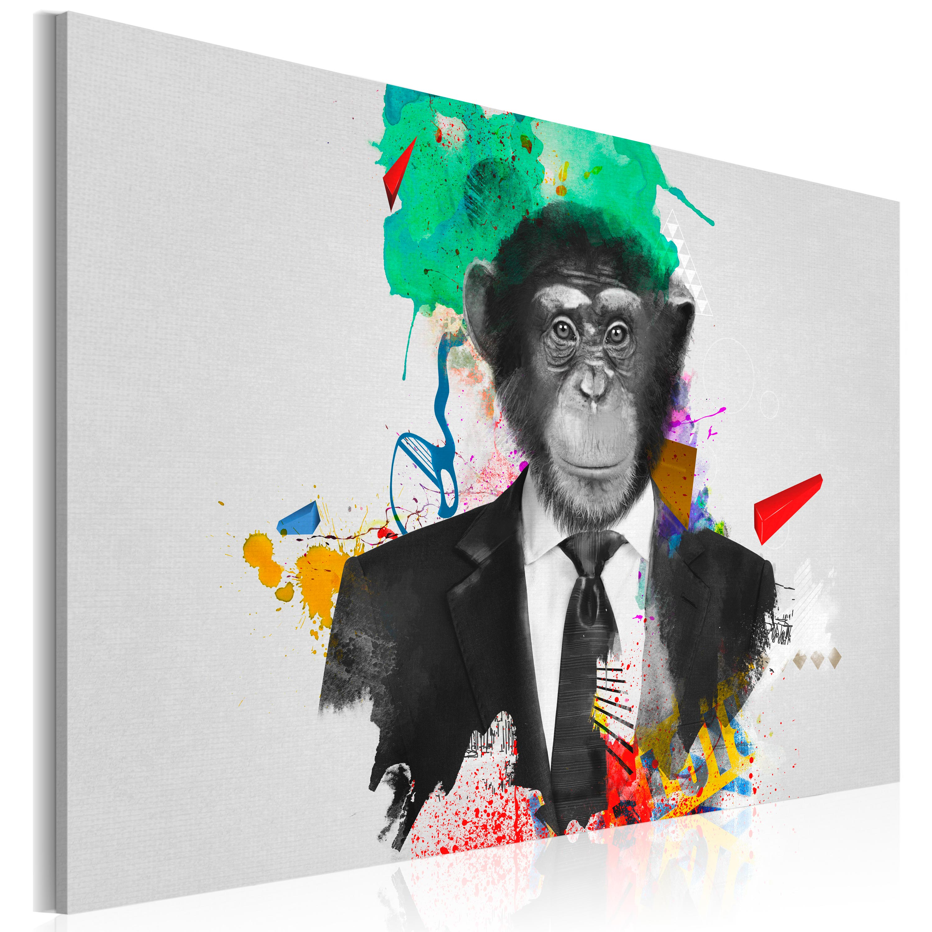 Tableau - Mr Monkey