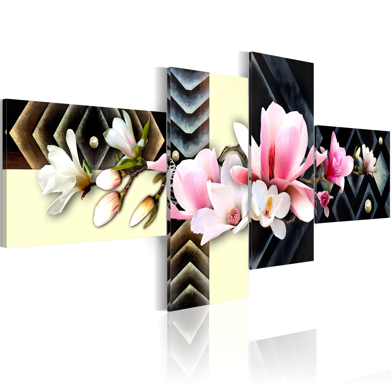 Tableau - orchidée - moderne