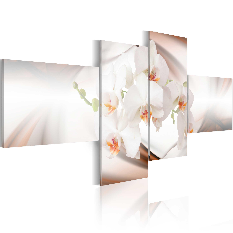 Tableau - Orchidée - la plus belle fleur du monde