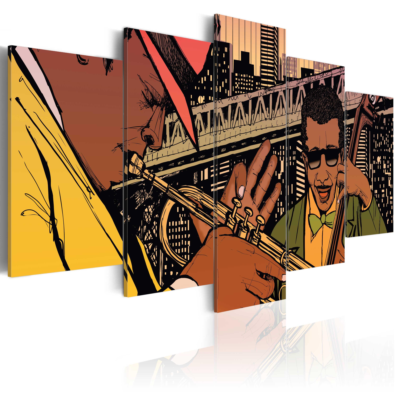 Tableau - Jazz à NYC