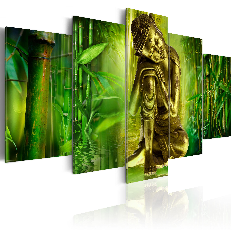 Tableau - Jeune Bouddha