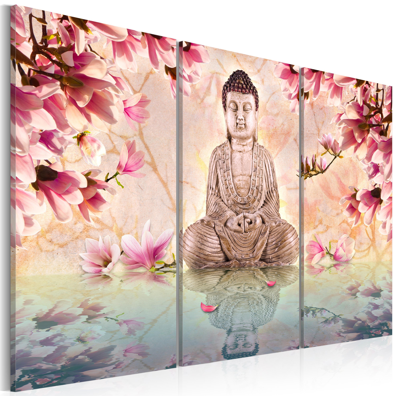 Tableau - Bouddha - méditation
