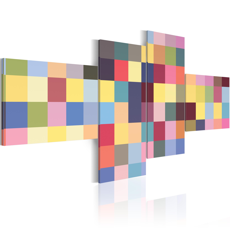 Tableau - Esthétique de couleurs