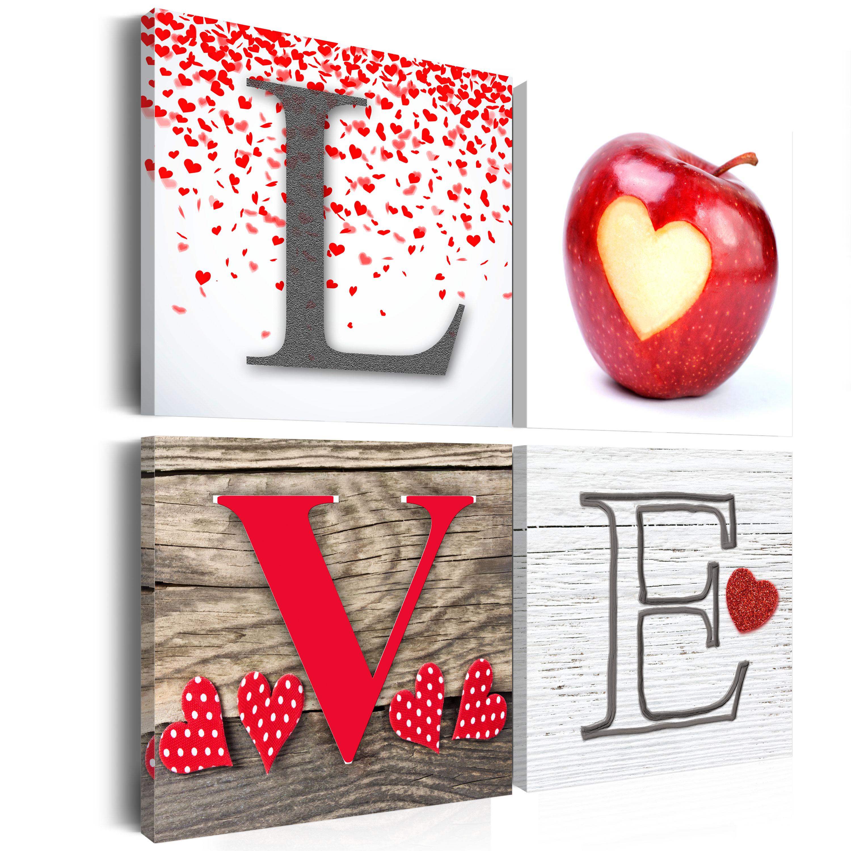 Tableau - Fruit d'amour