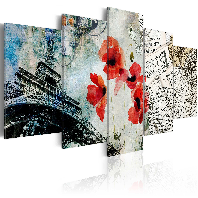 Tableau - Memories of Paris