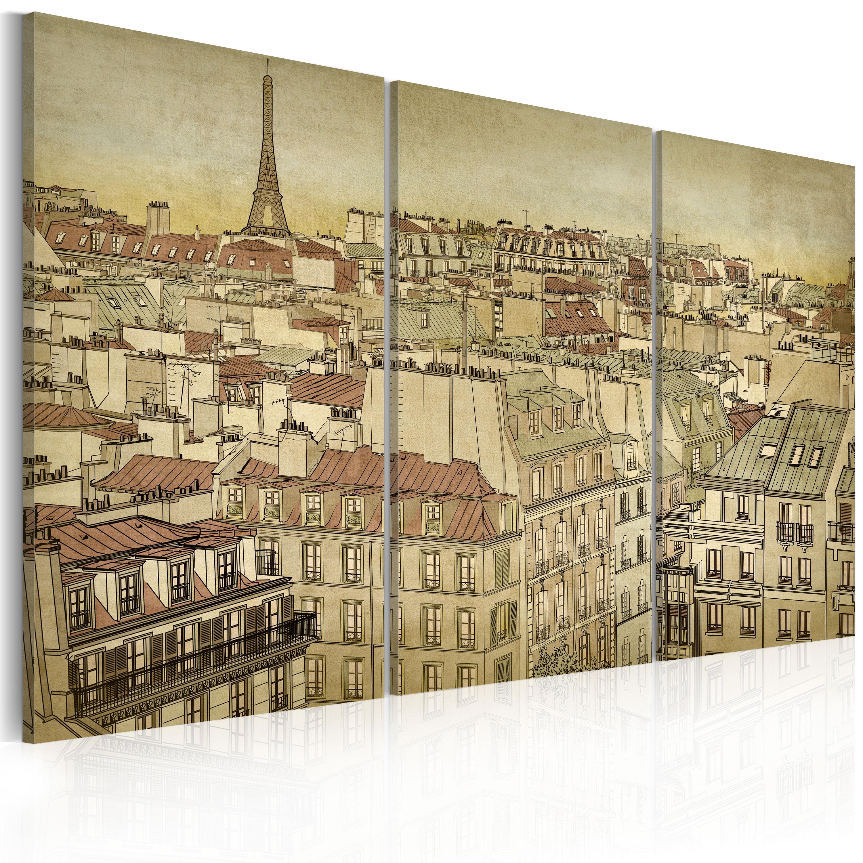 Tableau - Paris - ville de l'harmonie