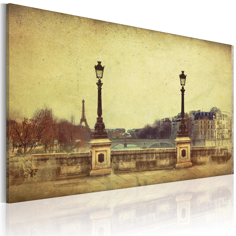 Tableau - Paris - la ville des rêves