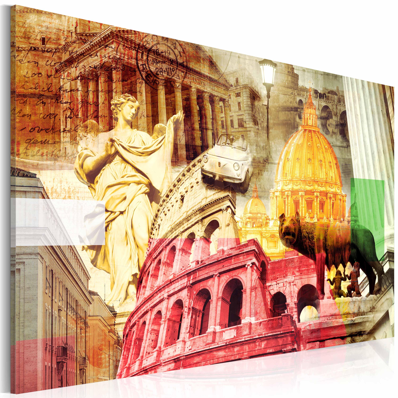 Tableau - Rome charmant