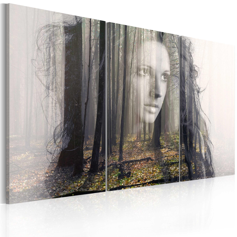 Tableau - Nymphe de la forêt