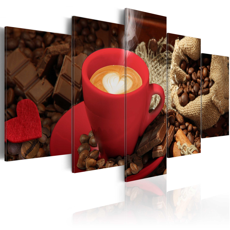 Tableau - Love espresso