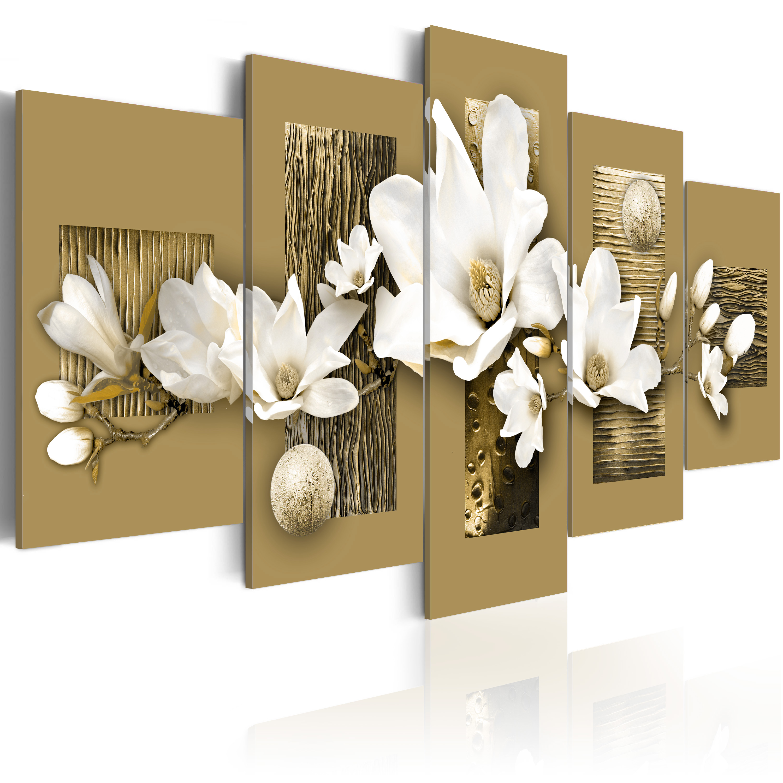 Tableau - Jardin des magnolias