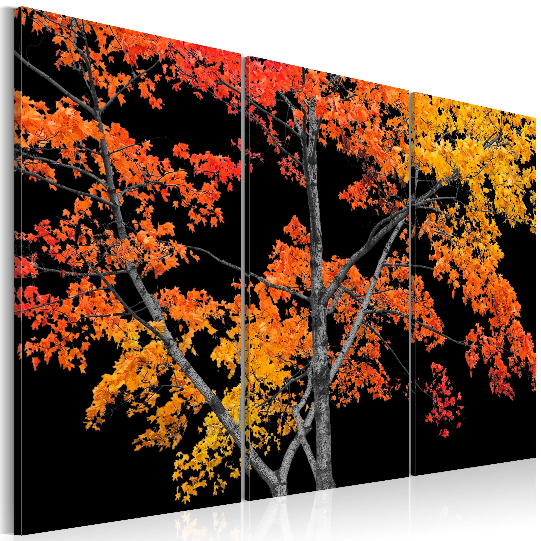 Tableau - Autumn reflection