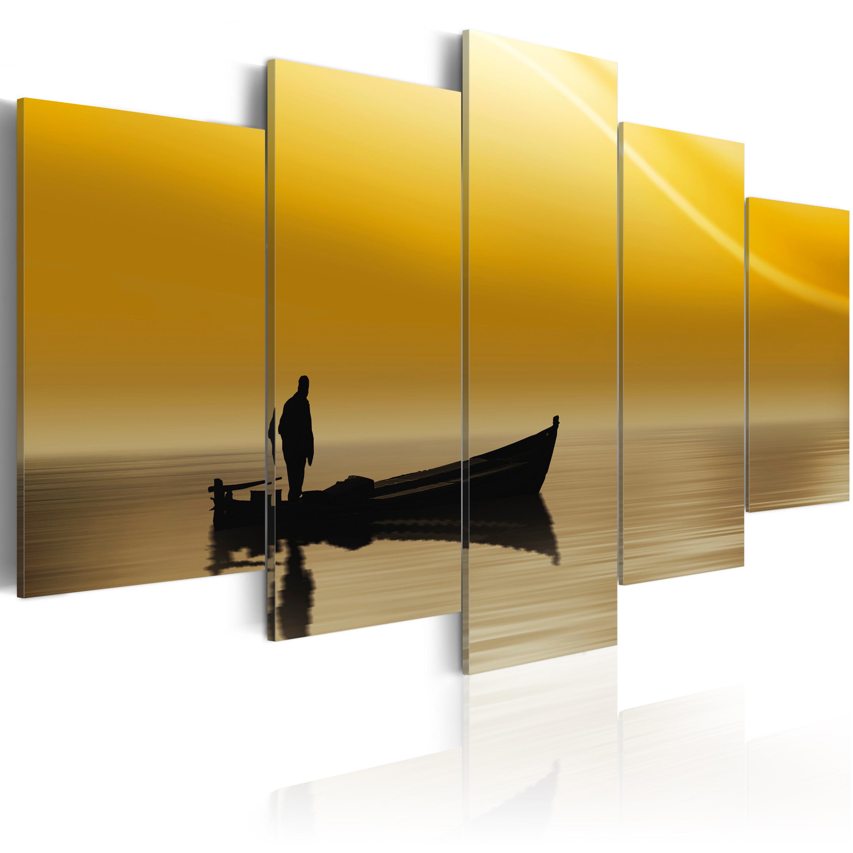 Quadro - A pesca 100X50 cm