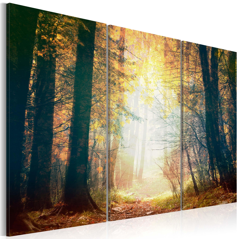 Tableau - Beauté de l'automne - triptyque