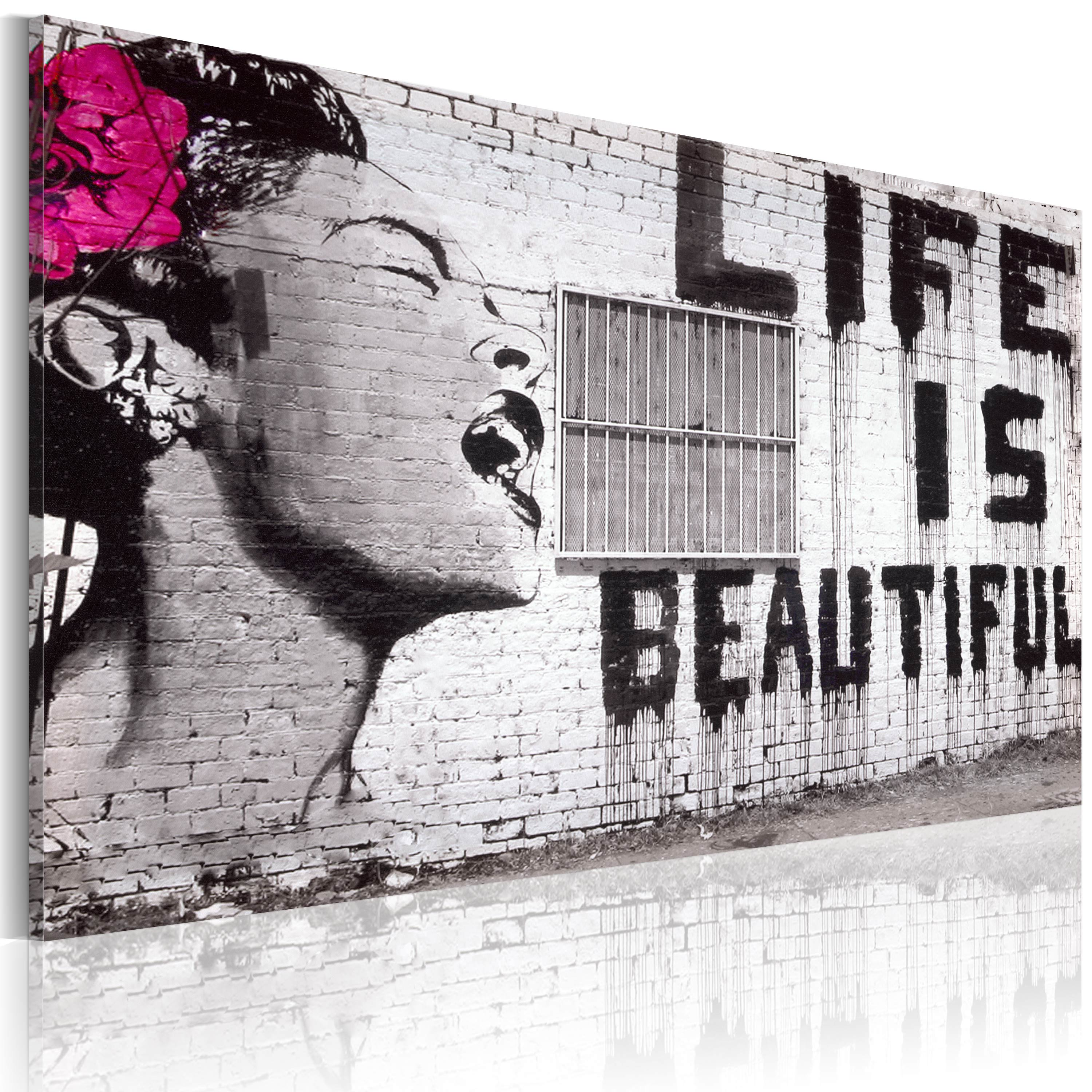 Tableau - Life is beautiful