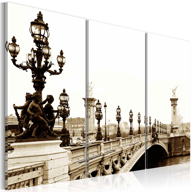 Tableau - Balade romantique à Paris