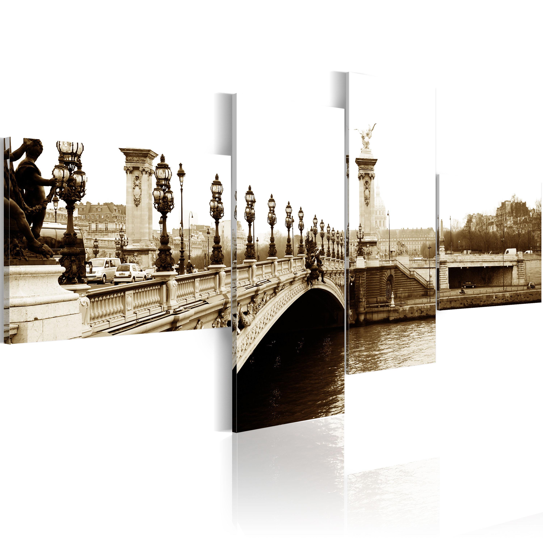 Tableau - Pont Alexandre-III à Paris