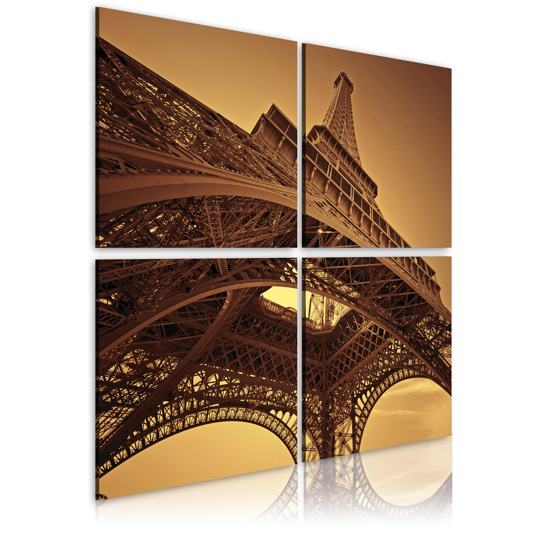 Tableau - Tour Eiffel - Paris