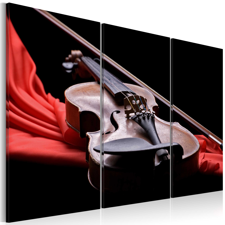 Tableau - Jeu du violon