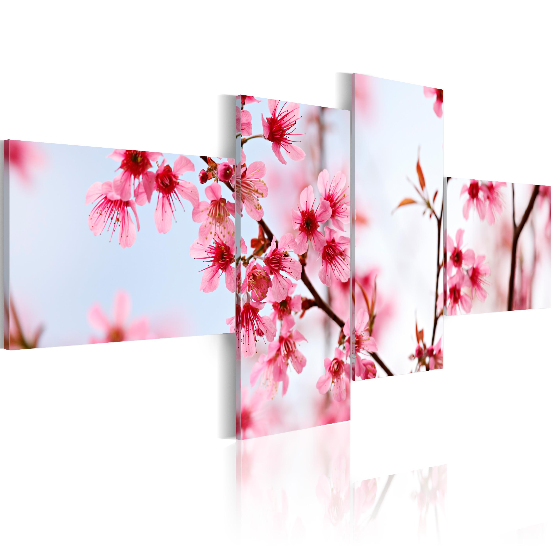 Tableau - Beauté de la fleur de cerisier