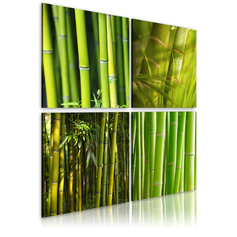 Tableau - Bambous