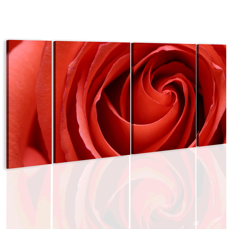 Tableau - Passionate rose