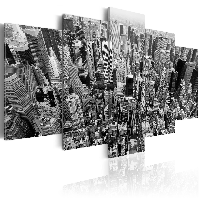 Tableau - Gratte-ciels de New York