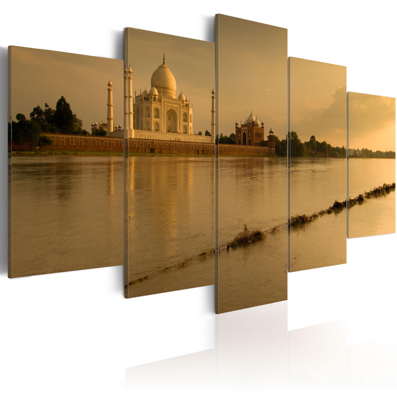 Tableau - Le légendaire Taj Mahal