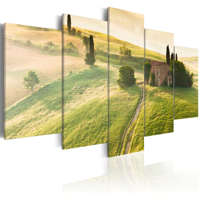 Tableau - Toscane verte