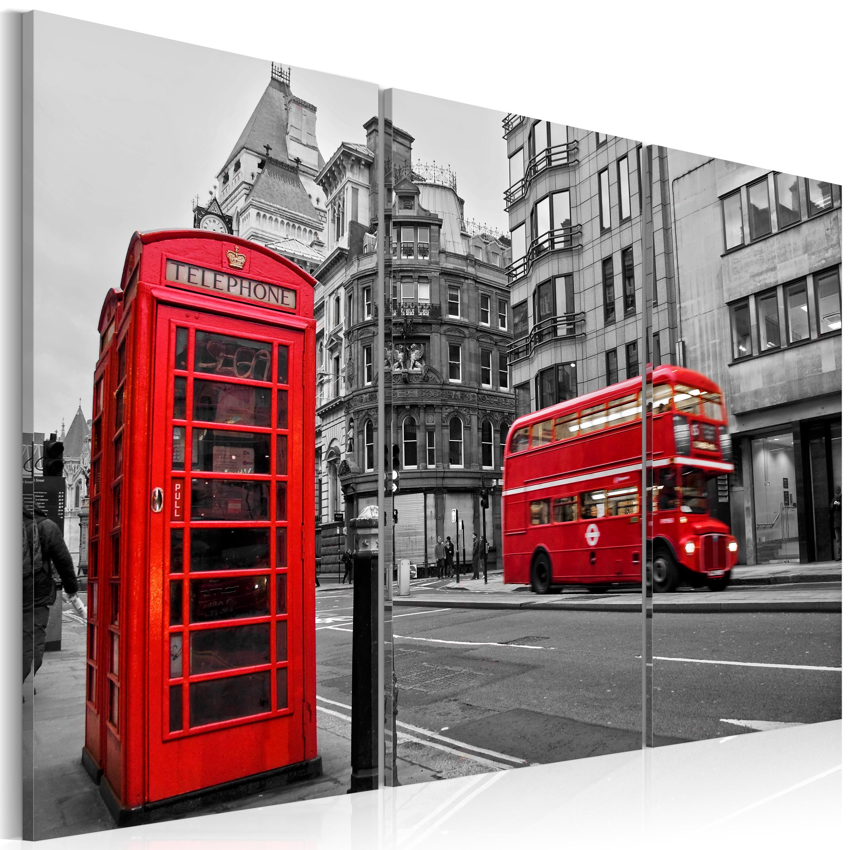 Tableau - Vie à Londres