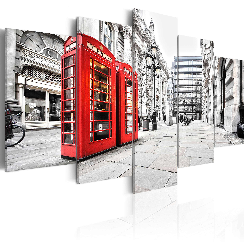 Tableau - Street of London