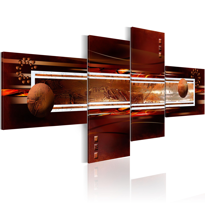 Quadro - Vita su Marte 100X46 cm
