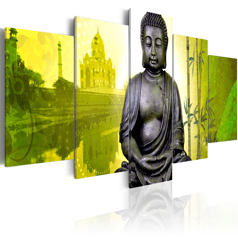 Quadro - Buddha II 100X50 cm