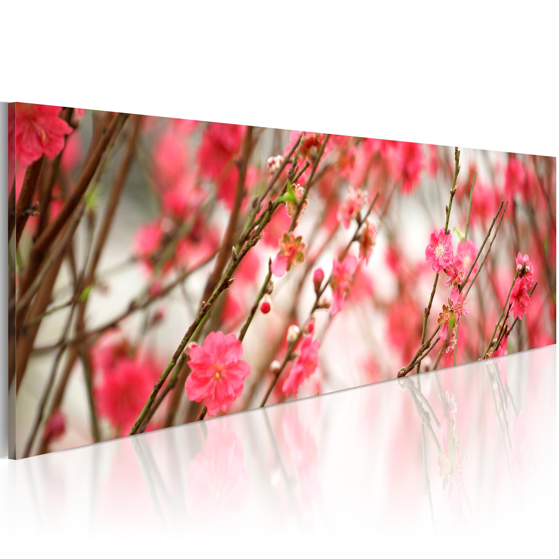 Quadro - Eccoti primavera! 120X40 cm