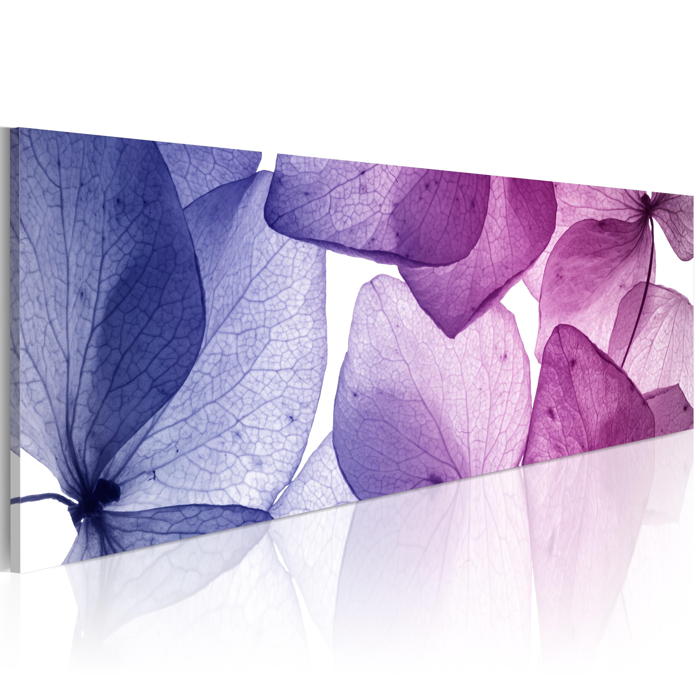 Quadro - Delicate petals 120X40 cm