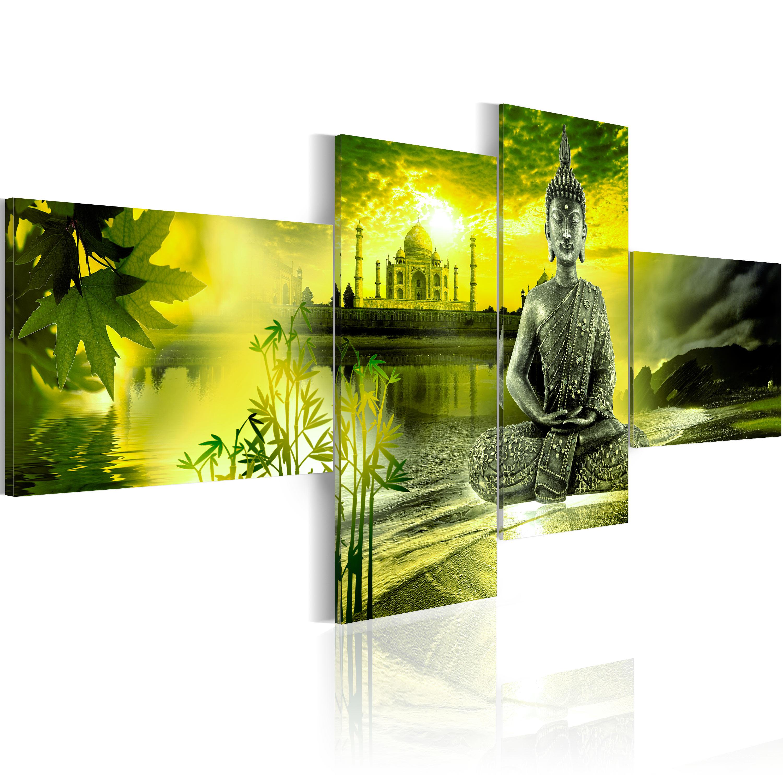 Quadro - Purificazione spirituale 100X45 cm