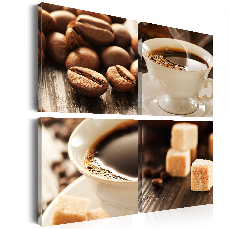 Tableau - Tasse de café