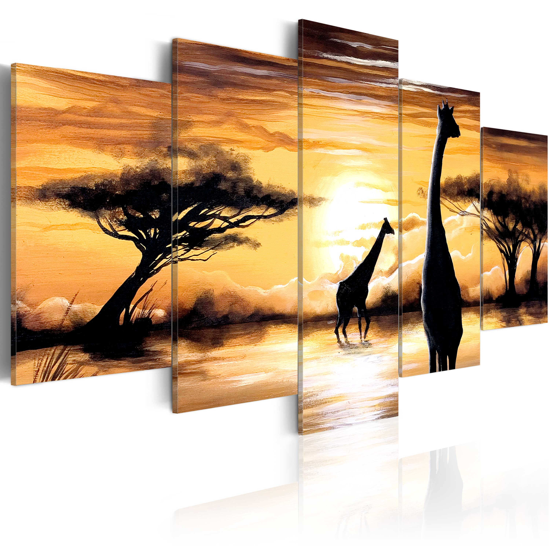 Tableau - Wild Africa
